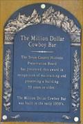 Image for The Million Dollar Cowboy Bar