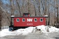 Image for Norfolk & Western Caboose - Paint Bank, Virginia