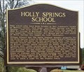 Image for Holly Springs School - Holly Springs, AL