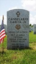 Image for Candelario Garcia, Jr.-Dallas, TX