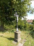 Image for Kríž na križovatce - Luckovice, okres Písek, CZ