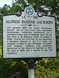Image for Alfred Eugene Jackson - 1A95 - Jonesborough, TN