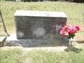 Image for Hooten - Old Tarrant Cemetery - Sulphur Springs, TX