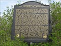 Image for Government Ditches: The Draining of Minnesota Historical Marker– rural Jackson, MN