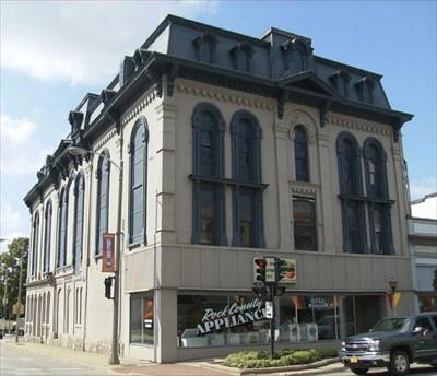 Court St. Methodist Church