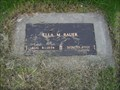 Image for 107 - Ella Bauer, Watertown, South Dakota