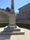 Image for Monument aux Morts - Rom, Nouvelle Aquitaine, France