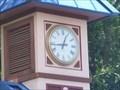 Image for Sand Breakers Clock - Blizzard Beach, Lake Buena Vista, FL.