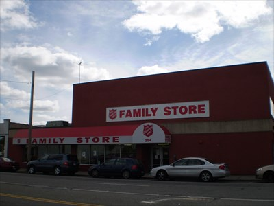 salvation army family store hempstead ny thrift stores on. Black Bedroom Furniture Sets. Home Design Ideas