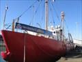 Image for LAST - Lightship in California - Oakland, CA