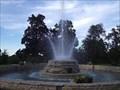 Image for Vander Veer Botanical Park Fountain