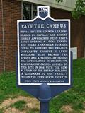 Image for Fayette Campus - Penn State University - Lemont Furnace, PA