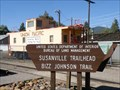 Image for Susanville Trailhead - Bizz Johnson Trail - Susanville, California