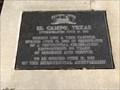 Image for El Campo Bicentennial Capsule - Evans Park, El Campo, TX