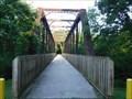 Image for Chicago & Alton Line truss bridge - Fulton MO