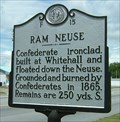 Image for Ram Neuse, Marker F-15
