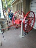 Image for Horse-Drawn Hose Cart - Silver Dollar City - Branson MO