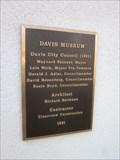 Image for Davis Museum - 1991 - Davis, CA