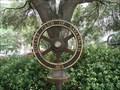 Image for The Four Way Test - Oglethorpe Ave. - Savannah, GA
