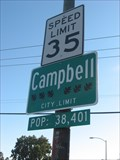 Image for Campbell, CA - Pop. 38,401