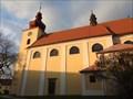 Image for Kostel sv. Jana Krtitele - Morkovice-Slizany, Czech Republic