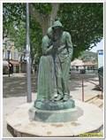 """Image for """"Le Froid"""" de Paul Roger-Bloche, Manosque, France"""