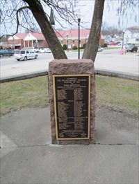 Howard County Revolutionary War and War of 1812 Memorial