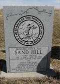 Image for Sand Hill Station Marker