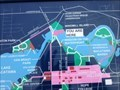 Image for Waterfront Trail Map - Van Bragt Park, Holland, Michigan