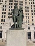 Image for (Houdon's) George Washington - Albany, NY