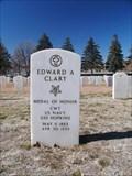 Image for Watertender Edward Alvin Clary - Santa Fe, NM