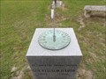 Image for Sue Hardy Sundial - Waverly Cemetery, Waverly, TX