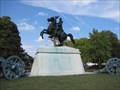 Image for Statue of Andrew Jackson - Washington, D.C.
