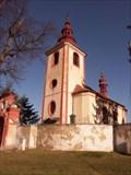 Image for kostel sv. Stanislava / st. Stanislav church, Morina, Czech republic