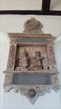 Image for Katherine Rooper monument - St Laurence - Leaveland, Kent