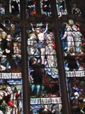 Image for St Mary and St Helen's Church Windows - Elstow, Bedfordshire, UK