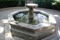 Image for Upper gardens lower level fountain (Generalife) - Granada, Spain