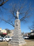 Image for Brigadier General HB Granbury - Granbury, Texas