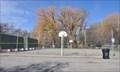 Image for Merlin Olsen Central Park Basketball Court