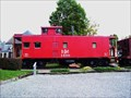 Image for Bessemer Caboose, c.1956, Greenville, PA