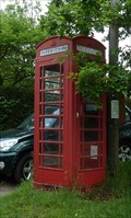 Image for Red Telephone Box - The Street -Drinkstone, Suffolk