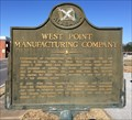 Image for West Point Manufacturing Company - Valley, AL