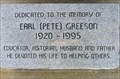 """Image for Earl """"Pete"""" Greeson - Neelyville, MO"""