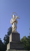 Image for St. John of Nepomuk Statue in Radlice -  Prague, CZ