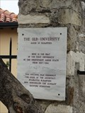 Image for First University of the independent Greek State - Athens - Greece