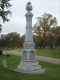 Image for James Stewart - Woodmere Cemetery - Dearborn, MI