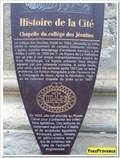 Image for Chapelle du collège des Jésuites - Avignon, France