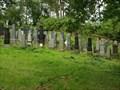 Image for židovský hrbitov / the Jewish cemetery, Kovárov,  Czech republic