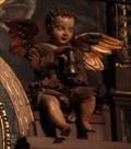Image for Angelot de l'horloge astronomique de la cathédrale de Strasbourg - Strasbourg, France