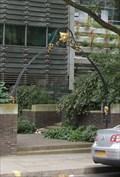 Image for St John Zachary Garden Arch -- Gresham Street, City of London, UK